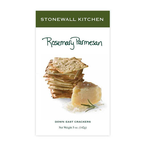 Stonewall Kitchen Rosemary Parmesan Crackers, 5 oz (142g)