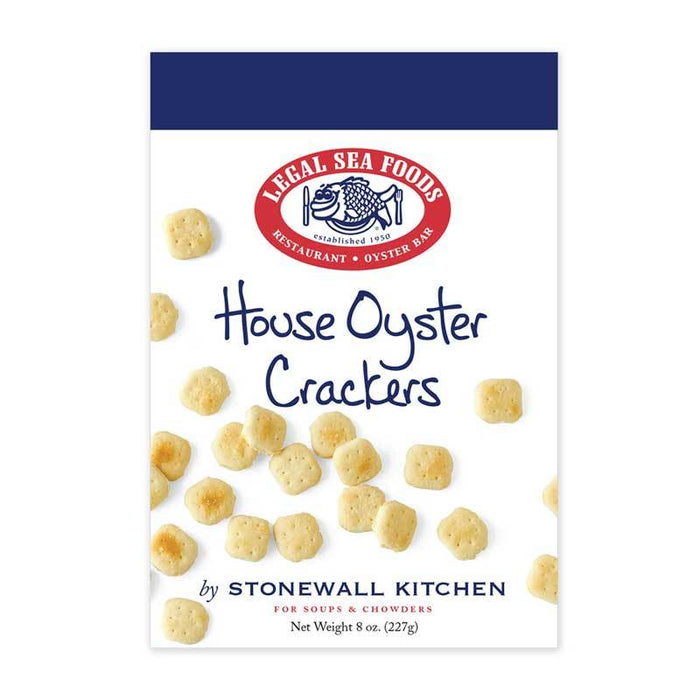 Legal Sea Foods Oyster Crackers, 8 oz (220g)