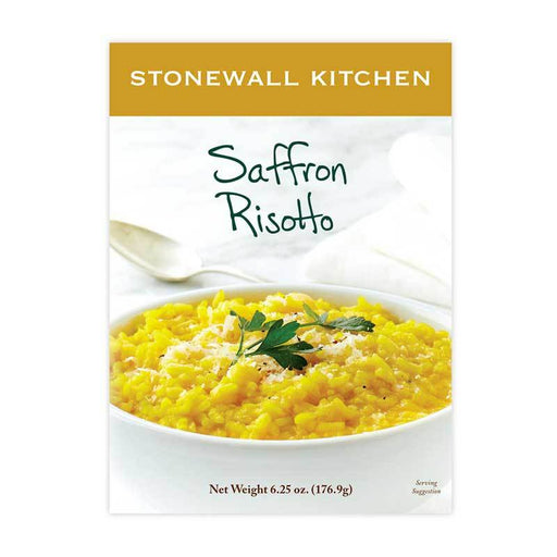 Stonewall Kitchen Saffron Risotto, 6.25 oz. (177g)