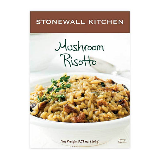 Stonewall Kitchen Mushroom Risotto, 5.75 oz (163g)