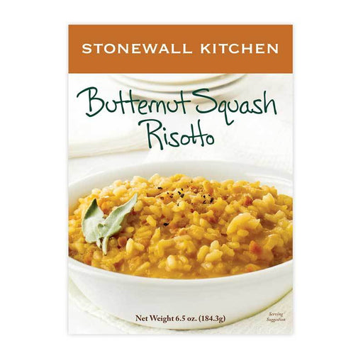 Stonewall Kitchen Butternut Squash Risotto, 6.5 oz (184g)