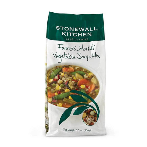Stonewall Kitchen Farmer's Market Vegetable Soup Mix, 5.5 oz (156g)