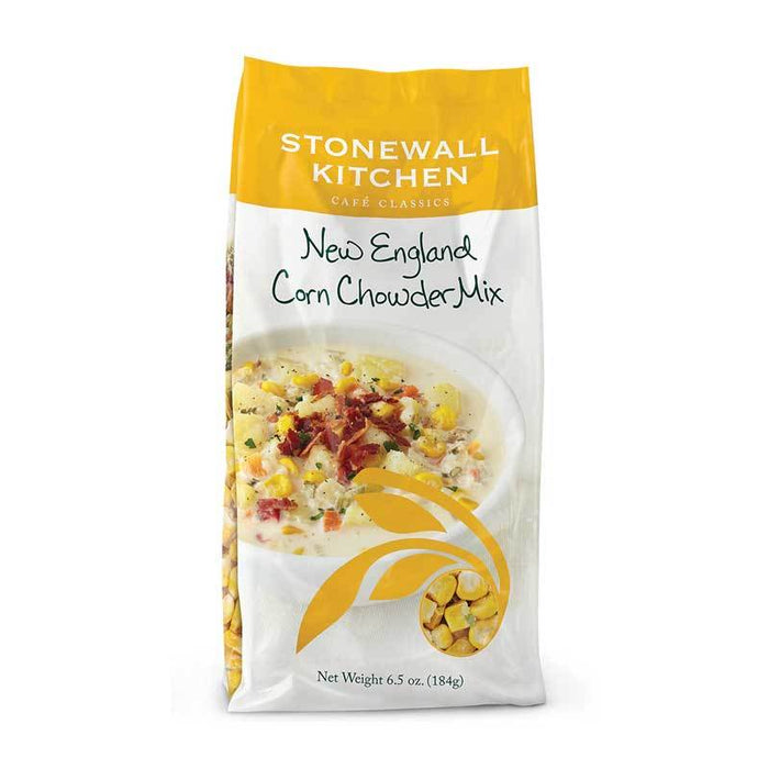 Stonewall Kitchen New England Corn Chowder Mix, 6.5 oz (184g)