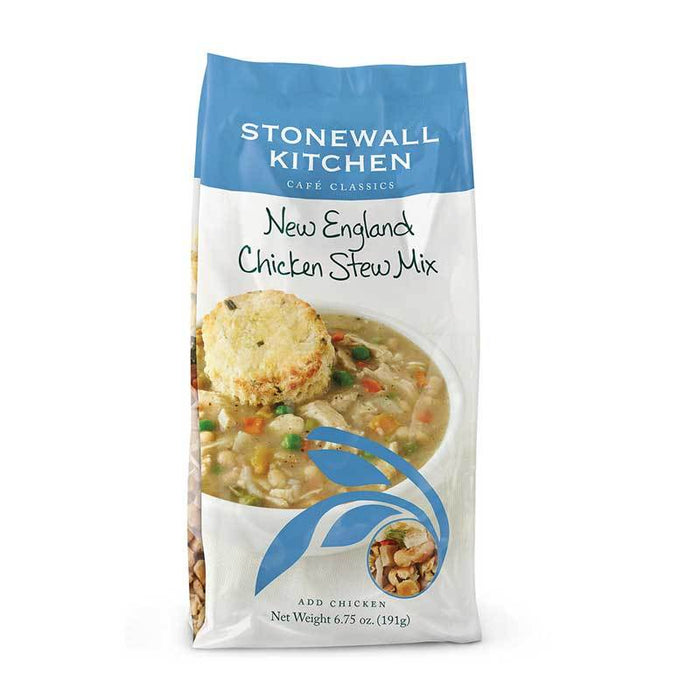 Stonewall Kitchen New England Chicken Stew Mix, 6.75 oz (191 g)