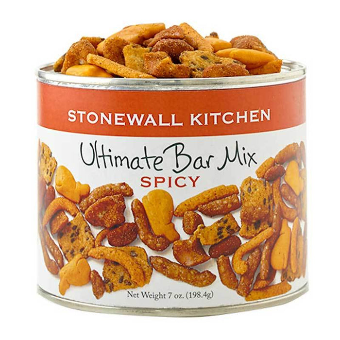 Stonewall Kitchen Spicy Ultimate Bar Mix, 7 oz (198 g)