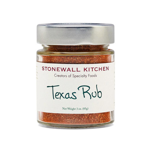 Stonewall Kitchen Smoky Texas Rub, 3 oz (85g)