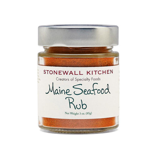 Stonewall Kitchen Maine Seafood Rub, 3 oz (85g)
