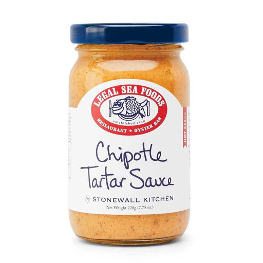 Legal Sea Foods Chipotle Tartar Sauce, 7.75 oz (220g)