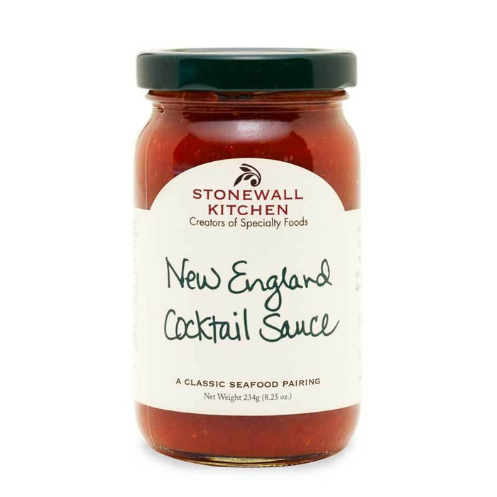 Stonewall Kitchen New England Cocktail Sauce, 8.75 oz (248g)