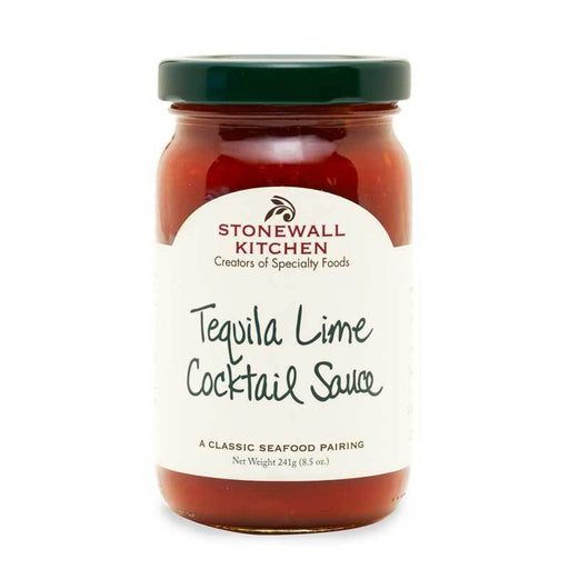 Stonewall Kitchen Tequila Lime Cocktail Sauce, 8.75 oz (248g)