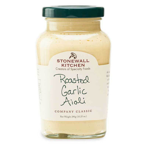 Stonewall Kitchen Roasted Garlic Aioli, 10.25oz (290g)