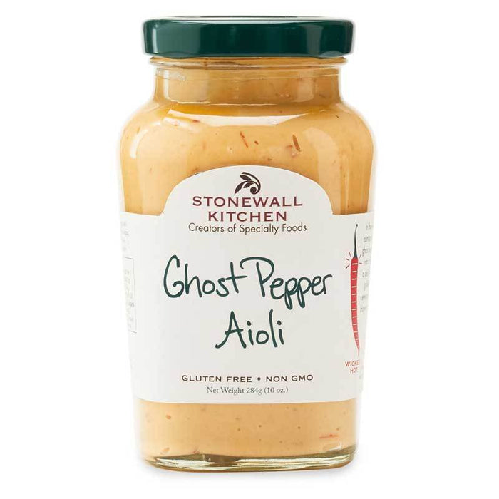 Stonewall Kitchen Ghost Pepper Aioli, 10.25oz (290g)