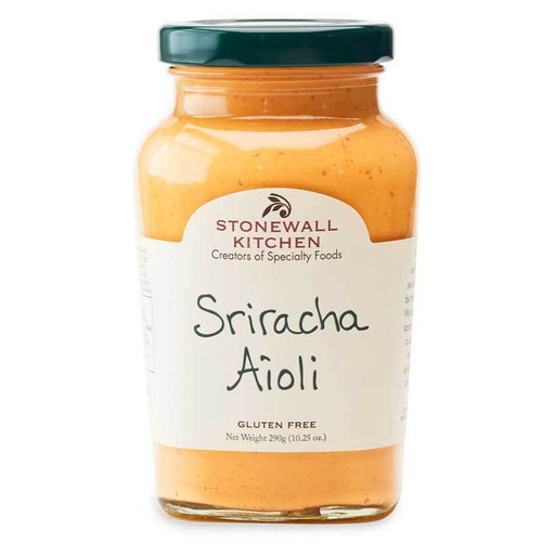 Stonewall Kitchen Sriracha Aioli, 10.25oz (290g)