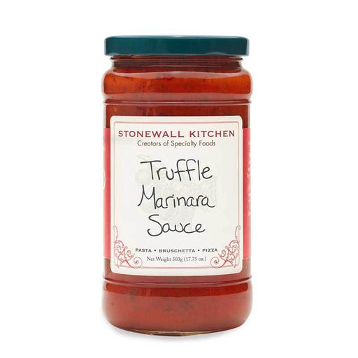 Stonewall Kitchen Truffle Marinara Sauce, 17.75 oz (503g)