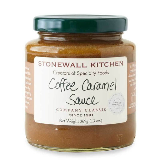 Stonewall Kitchen Coffee Caramel Sauce, 13 oz (369g)