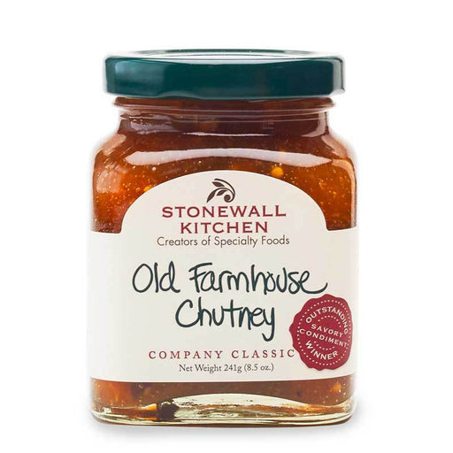 Stonewall Kitchen Old Farmhouse Chutney, 8.5 oz (241g)