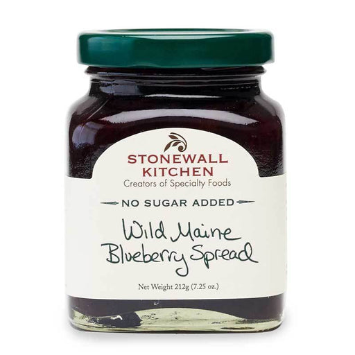 Stonewall Kitchen Wild Maine Blueberry Spread, 7.25 oz (212g)