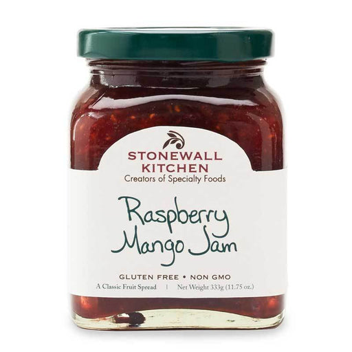 Stonewall Kitchen Raspberry Mango Jam, 12.25 oz (347g)