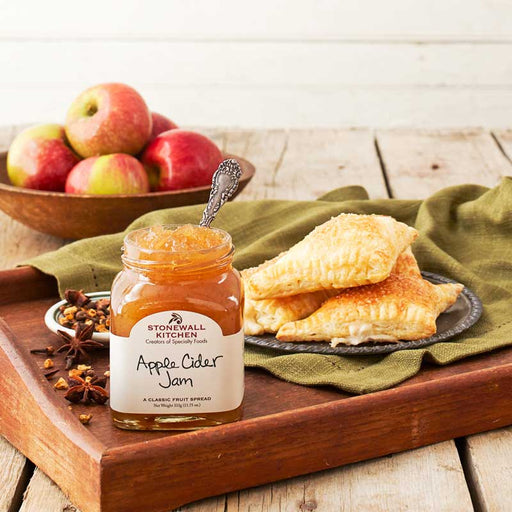 Stonewall Kitchen Apple Cider Jam, 11.75 oz (333g)