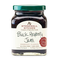 Stonewall Kitchen Black Raspberry Jam, 12.5 oz (354g)