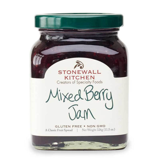 Stonewall Kitchen Mixed Berry Jam, 11.5 oz (326g)