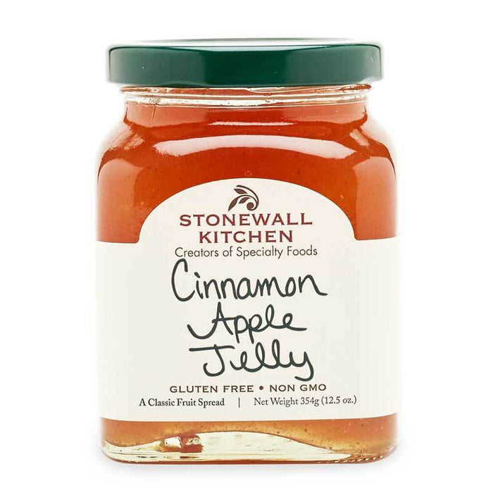 Stonewall Kitchen Cinnamon Apple Jelly, 12.5 oz (354g)