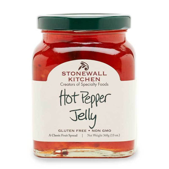 Stonewall Kitchen Hot Pepper Jelly, 13 oz (368g)