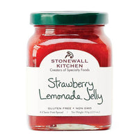 Stonewall Kitchen Strawberry Lemonade Jelly, 12.5 oz (354g)
