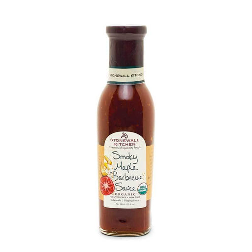 Stonewall Kitchen Organic Smoky Maple Barbeque Sauce, 11 fl. oz (330ml)