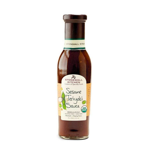 Stonewall Kitchen Organic Sesame Teriyaki Sauce, 11 fl. oz (330ml)