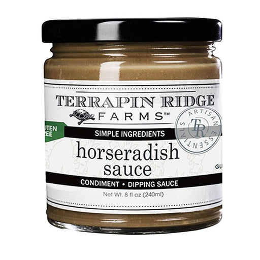 Terrapin Ridge Farms Horseradish Sauce, 8.5 oz (241g)