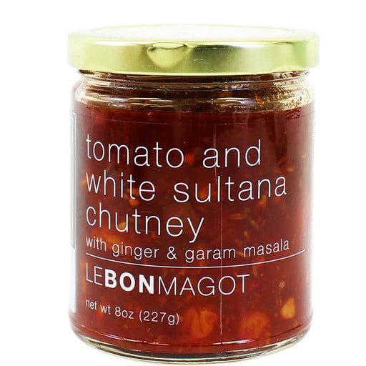 Tomato and White Sultana Chutney by Le Bon Magot , 7 oz (227 g)