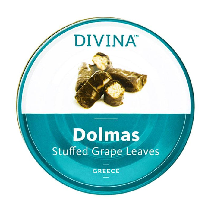 Divina Dolmas Stuffed Grape Leaves, 7 oz (200 g)