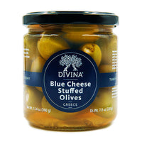 Divina Blue Cheese Stuffed Olives, 13.4 oz (380 g)