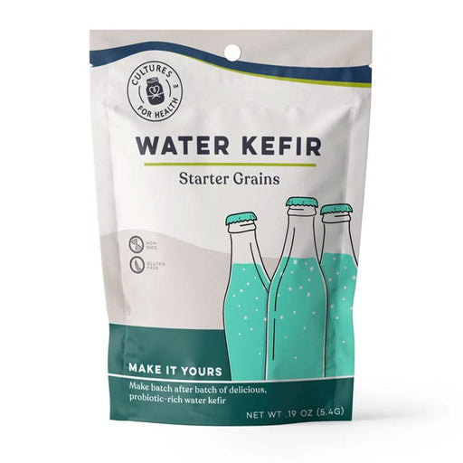Cultures for Health Water Kefir Grains, 0.19 oz. (5.4g)