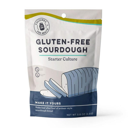 Cultures for Health Gluten Free Sourdough Starter Culture, 0.08 oz. (2.4g)