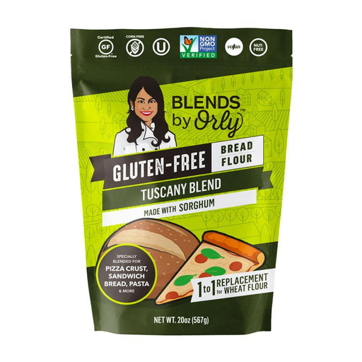 Orly's Gluten Free Bread Flour Tuscany Blend, 20 oz. (567g)