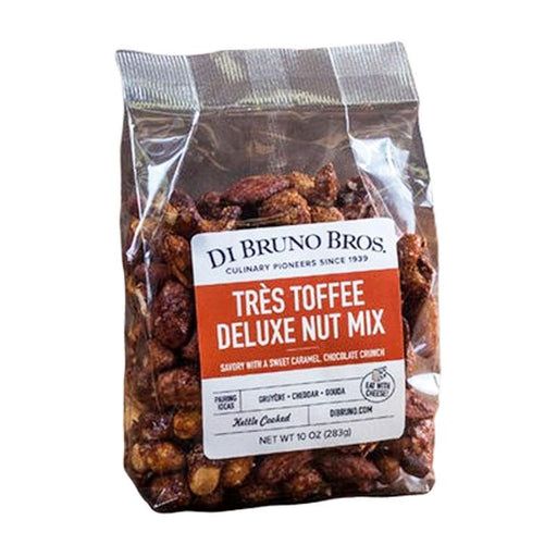 Di Bruno Bros Tres Toffee Deluxe Nut Mix, 10 oz. (283g)