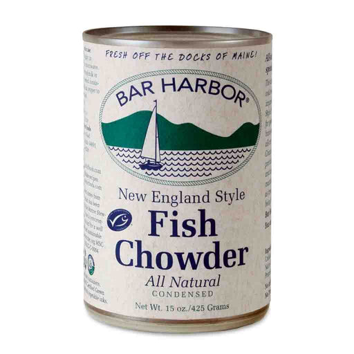 Bar Harbor Fish Chowder, Condensed, 15 oz (425 g)