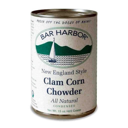 Bar Harbor Clam Corn Chowder, 15 oz (425 g)