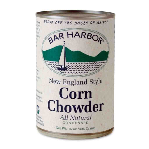 Bar Harbor Corn Chowder, New England Style, 15 oz (425 g)