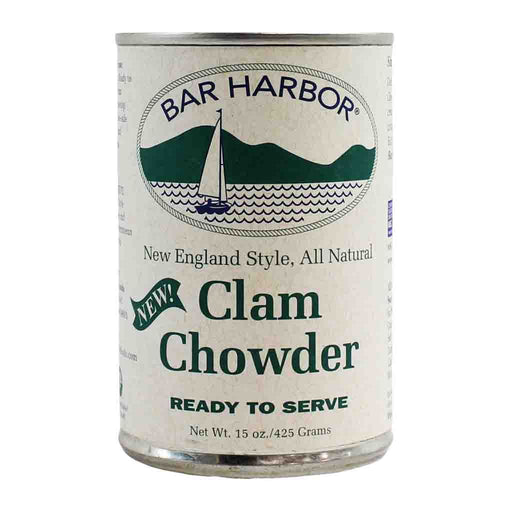 Bar Harbor New England Clam Chowder, Ready-to-Serve, 15 oz (425 g)