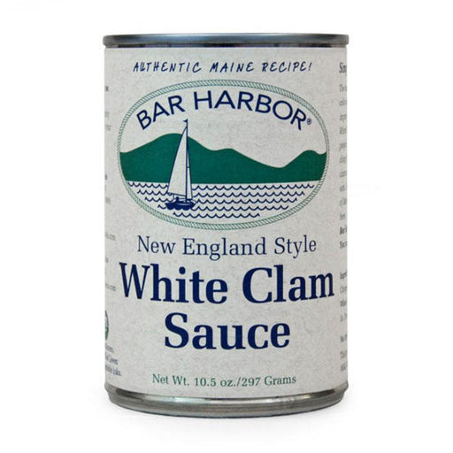 Bar Harbor White Clam Sauce, 10.5 oz (297g)