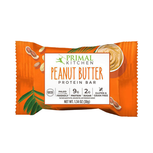 Primal Kitchen Peanut Butter Protein Bar, 16.1 oz (456 g)