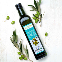 Primal Kitchen Organic Extra Virgin Olive Oil, 16.9 fl oz (500 ml)