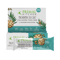 Primal Kitchen Macadamia Sea Salt Gluten Free Bar, 1.7 oz (48 g)