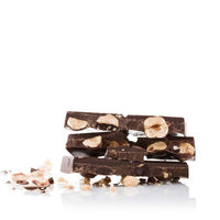 Venchi Extra Dark Chocolate with Whole Hazelnuts 3.5 oz. x 24