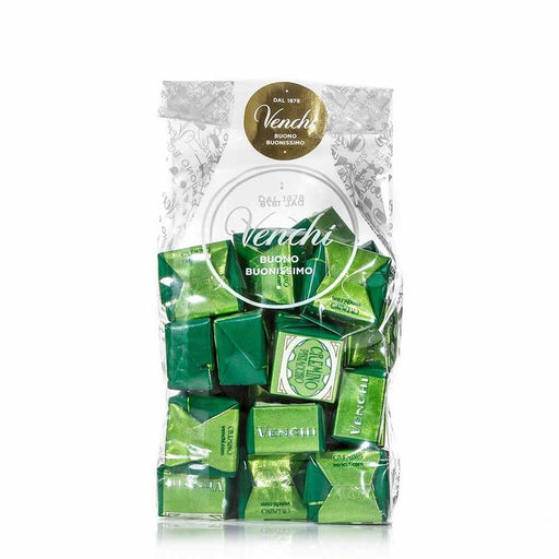 Venchi Triple-Layered Chocolate and Pistachio Cremino, 10 pc