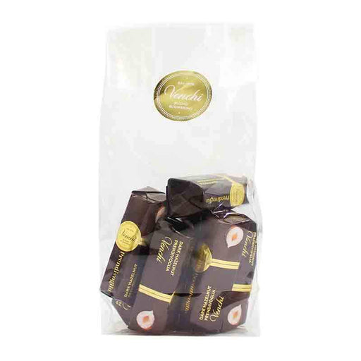 Venchi Dark Prendivoglia Chocolates with Whole Piedmont Hazelnuts 10 pc