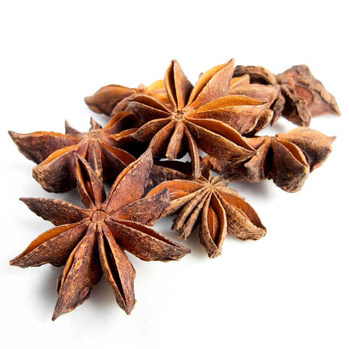 Italian Whole Star Anise by CondiAroma 0.35 oz. (10g)